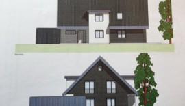 GT-Isselhorst! Moderne Neubau-ETW (wie DHH) mit sonnigem Grundstück und Carport   zu  für